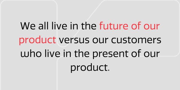 Future of our product