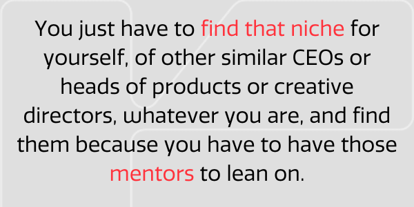 Mentors niche