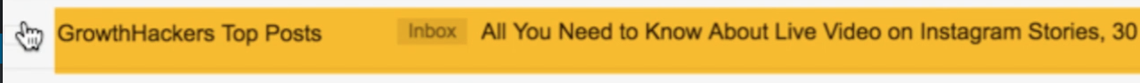 Great Copy for Gmail Ads