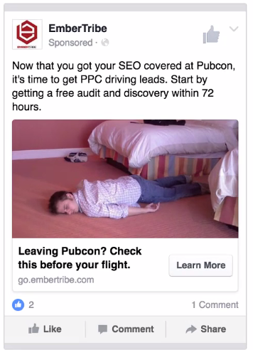Targeting Conferences like Pubcon