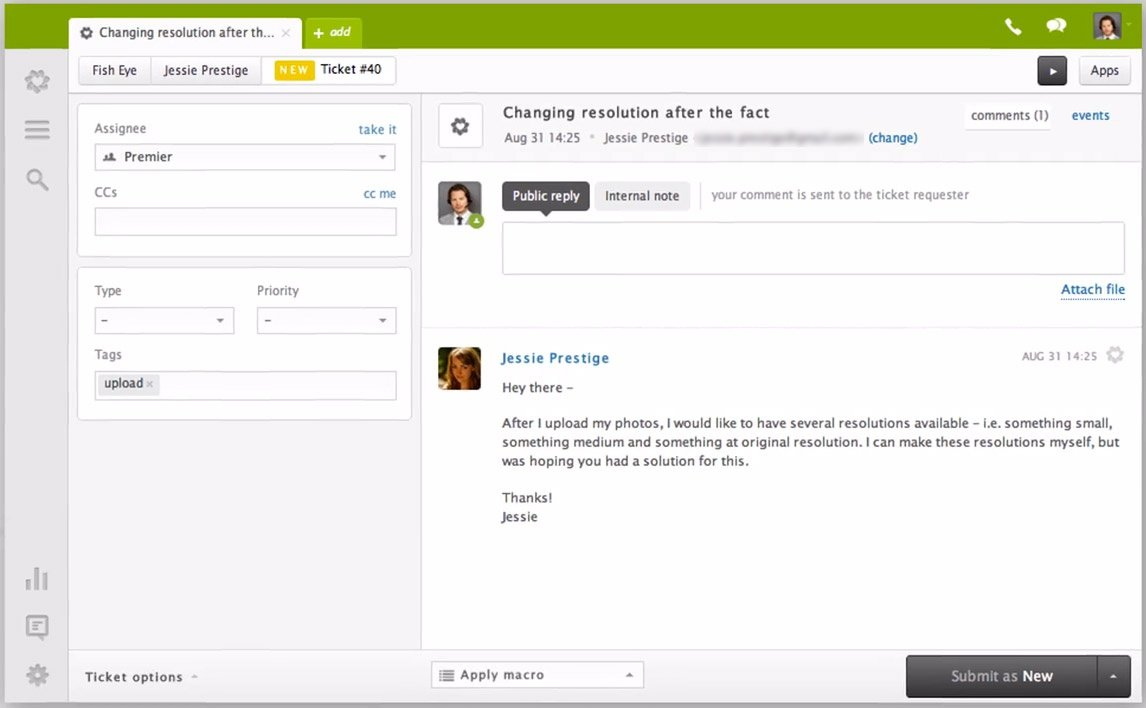 Using Zendesk to boost conversions