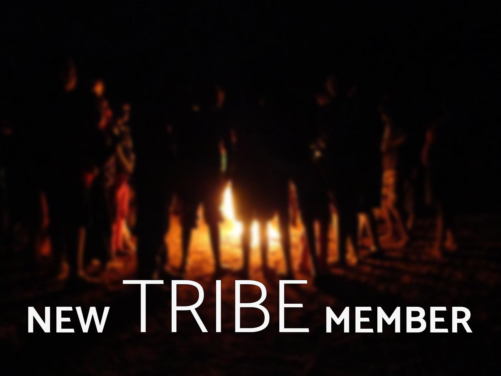 Welcome to the Tribe, J.P. VanderLinden